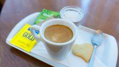 O dia hoje está pedindo um café! O Hotel, Tableware, Kitchen, Dinnerware, Cuisine, Dishes, Kitchens, Stove, Cucina