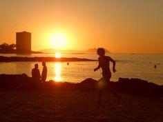 #Sunset in #Vigo. Enjoy!