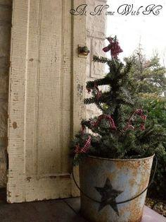 Love that prim bucket_Schoolhouse Country Gardens