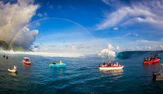 Amazing picture #1 of Teahupoo, Polynesian Paradise | The Inertia