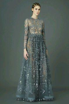 French lace dress