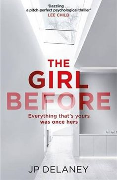 'The Girl Before' by JP Delaney - CosmopolitanUK
