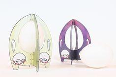 YOKI-YOKI (Egg Packaging design) on Behance
