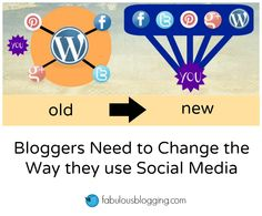 Changing the way we think about social media and blogging. http://www.fabulousblogging.com/2014/02/most-bloggers-think-about-social-media-the-wrong-way/