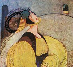 Peacock Hat VOGUE Magazine couverture affiche Print illustré par George Plank 15 février 1916 Vogue Poster Book