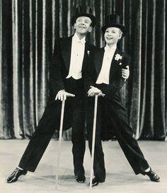 Fred and Vera-Ellen