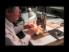 """▶ Making the miniature roombox, """"Game Room"""" -- A Step-By-Step Guide - YouTube"""