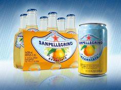 + Design de embalagem :   Desenvolvido pela BREAK, para a linha de sucos da Sanpellegrino Aranciata.