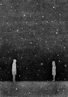 Estrelas Sonhadoras : A Solidão me pegou