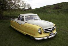 "1951 Nash Rambler custom pickup ""The Pharaoh"""