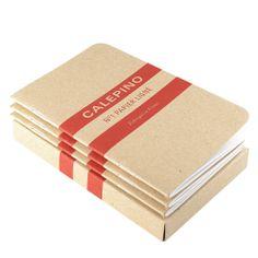 Calepino notesbøger fra Loire, Frankrig
