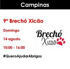 Campinas: 9º Brechó Xicão www.facebook.com/events/1225713010786317 #eventovegano #veganismo  #vegan #vegetarianismo #govegan #aplv  #semleite #zeroleite #lactose #semlactose #zerolactose #campinas #churros #churrosveganos #churrosvegan #salgadosveganos #theboinas #vegmama #QueroAjudarAbrigos