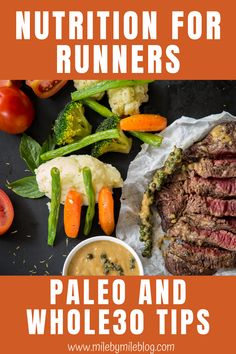 There is no one right way for a runner to eat, as long as their running is fueled well. Many runners have considered whole30 and paleo but are nervous to give it a try while running. Here is my experience with eating paleo and following the Whole30 while running. Nutrition For Runners, Eating Paleo, How To Eat Paleo, Running Tips, How To Run Faster, Whole 30, Pot Roast, Ethnic Recipes, Food