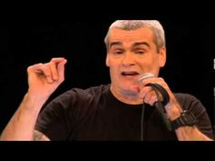 Henry Rollins- 50 (Live at the National Geographic Theater) - This isn't specifically comedy it's spoken word ... but it's funny!