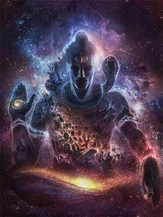 Lord Shiva Statue, Lord Shiva Pics, Lord Shiva Hd Images, Lord Shiva Family, Android Jones, Mahakal Shiva, Shiva Art, Shiva Kunst, Rudra Shiva