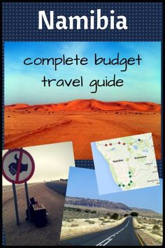 #Namibia complete budget #travel guide
