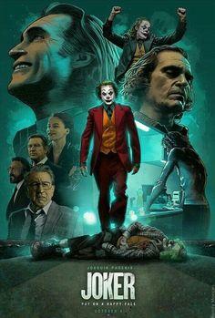🃏📸🎥 Joaquin Phoenix As The 🃏 Joker🎥 Movie Poster Joker Batman, Joker Y Harley Quinn, Batman Comics, Gotham Batman, Batman Art, Batman Robin, Joker Hd Wallpaper, Joker Wallpapers, Joker Poster
