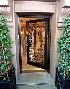 Charlotte Moss Front Door Via Quintessence