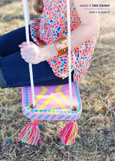 A series of holiday/summer DIY for kids (or adults!)