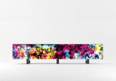 DREAMS CABINET BY CRISTIAN ZUZUNAGA #design #furniture #skin #color DESIGN