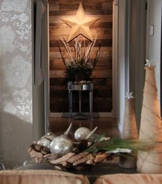 Bathroom ideas on pinterest country bathrooms pallet for End of hallway ideas