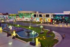Soho Square Sharm El Sheikh brings a complete family entertainment center to White Knights Bay, Sharm El Sheikh - with a range of entertainment including restaurants, cafes, bars and clubs catering for tastes both young and old. #Egypttour #Vacation