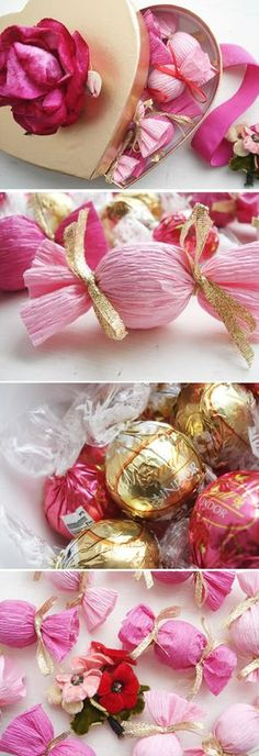 10 Presentes Lindos para o Dia das Mães passo a passo Birthday Gift Baskets, Birthday Gifts, Felt Crafts, Diy And Crafts, Christmas And New Year, Christmas Gifts, Cake Decorating With Fondant, Candy Flowers, Chocolates