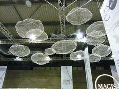 Décoration Cloud Small / Nuage à suspendre - L 55 cm - Magis Collection Me Too