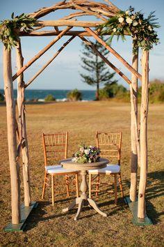 Little Gray Station wedding styling + hire - Byron Bay, Gold Coast, Brisbane. www.littlegraystation.com Byron Bay Wedding