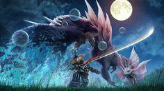 Resultado de imagen para mizutsune monster hunter wallpaper