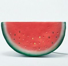 Watermelon  lamp urban outfitters