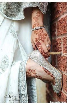 Bridal #Henna #Mehndi