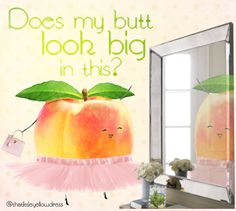 Does my butt look big in this?? haha who cares- enjoy being yourself and love yourself for who you are! follow me on insta for full times @thatlittleyellowdress  DG X