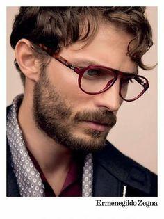 ERMENEGILDO ZEGNA Spring/Summer 2014 eyewear campaign