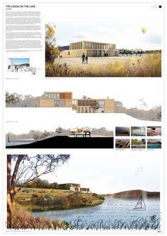 Winners have been unveiled in THE LODGE ON THE LAKE competition. As part of thecelebrations for the Centenary of Australia's capital city Canberra in 2013, the University of Canberra and the Galler...