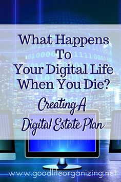 What Happens to Your Digital Life When You Die? Creating a Digital Estate Plan What happens to your digital life when you die? Creating a Digital Estate Plan The Plan, How To Plan, Funeral Planning Checklist, Retirement Planning, Financial Planning, Finanz App, Emergency Binder, Family Emergency, Emergency Preparation