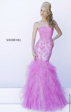 Sherri Hill 11263 Dress - MissesDressy.com
