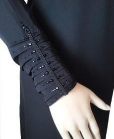 Clothes vintage style blouses 52 New ideas Sleeves Designs For Dresses, Sleeve Designs, Dresses With Sleeves, Couture Details, Fashion Details, Fashion Design, Abaya Designs, Blouse Designs, Dress Designs