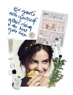 """""""skincare"""" by sallizzlmynizzl ❤ liked on Polyvore featuring beauty, Kiehl's, REN, Library of Flowers, Bobbi Brown Cosmetics and La Mer"""