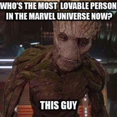 I am Groot! ^.^