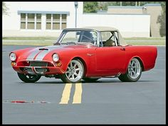 1967 Sunbeam Tiger Hot Rod 427 CI, 6-Speed