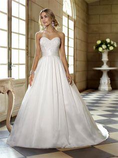 Stella York Wedding Gowns in Williamsburg, Virginia