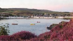 Port Ellen, Islay.      photo by Niall Meagle