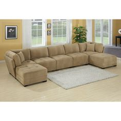 1000 images about sectional couch on pinterest couch for Bartlett caramel left corner chaise sectional