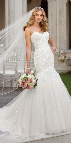 Blog Como Le Gusta - Vestidos de noiva