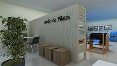 Resultado de imagem para studio de pilates decoração