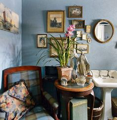 18th-century Dutch country cottage, Wendy Boonstra