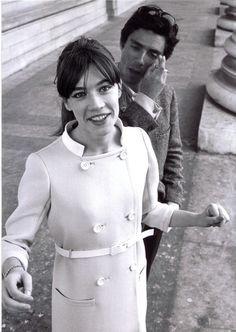Francoise Hardy & Sami Frey