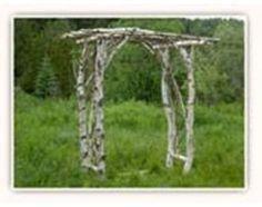 How to Make a Twig Arbor | eHow.com