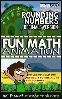 Rounding Decimals & Whole Numbers song will engage your students in & grade through a song so good you won't believe it isn't a top 40 hit! Rounding Anchor Chart, Rounding Decimals, Anchor Charts, Fun Math, Maths, Math Songs, Top 40 Hits, 5th Grade Math, Math Workshop